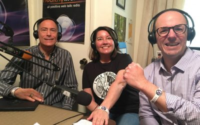Podcast Features Walk The Ridge (and Civility)